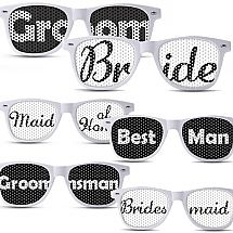 How amazing would these be for the bridal party entrance at the reception?!? So fun!