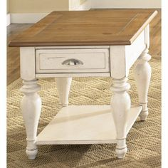 Liberty Furniture Ocean Isle Rectangular End Table - 303-OT1020