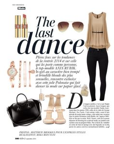 """""""Beige colors"""" by alina-yadykina on Polyvore featuring мода, Anja, Frame Denim, Giuseppe Zanotti, Givenchy, Forever 21, Anne Klein, Yves Saint Laurent, Essie и Marc by Marc Jacobs"""
