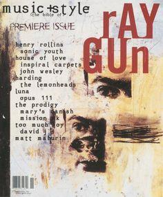 David Carson Ray Gun