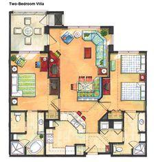 Map Of Orange Lake Resort Florida.Orange Lake Resort Map Holiday Inn Club Vacations Kissimmee Fl