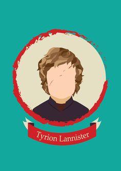 5 Tyrion Lannister by alicewieckowska.deviantart.com on @DeviantArt