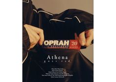 """The February coverofRedmilk focuses the attention on the reality of contemporary politics. A complex and delicate issue, softened by the shots of the photographer Mark Shearwood and the styling of Lorenzo Posocco. The slogan printed on sweatshirts and tank tops as """"OPRAH FOR PRESIDENT"""", """"NATURAL S"""