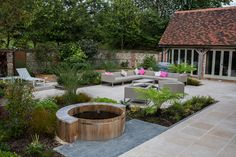 Projects We have transformed hundreds of outside spaces over the years, and wanted to share with you a selection of our best design, build and maintenance projects. Specimen Trees, Corten Steel, Steel Wall, Art Nouveau, Contemporary Gardens, Cool Designs, Walled Garden, Focal Points, Patio