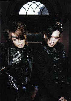 Shou & Tora - Alice Nine