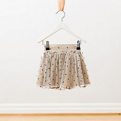Louloueskimo skirt Tutu with dots Bohemian Kids, Kids Outfits, Cool Outfits, French Outfit, Cute Baby Clothes, Nice Clothes, Organic Cotton T Shirts, Stylish Kids, Sewing For Kids