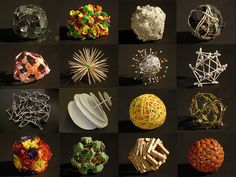 Student Work: 1 day sphere project by stacyisenbarger, via Flickr