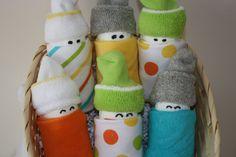 Diaper Babies Baby Shower Favor by ItsieBitsieBaby on Etsy, $18.00