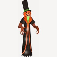 Halloween Shopaholic: Scary Airblown Inflatable Monsters for Home Haunts