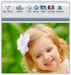 Combine photos, videos and music to create gorgeous slideshows for TV or online. #photography