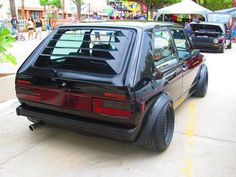 Knight Rider GTI. See more here - http://goo.gl/Y0a3MW