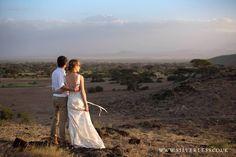 Amboseli is one of Kenya's most romantic destinations Credit: Silverless
