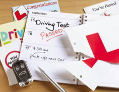 'I'm still in shock!' Learner passes his driving test on his attempt Driving Test, Be Still, Congratulations, Place Card Holders, Secretary, Roads, Announcement, News