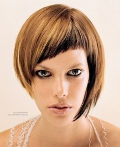 Interesting Asymmetrical Bob Haircuts Compilation