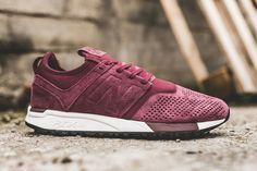New Balance 247 Suede Pack in Autumnal Colors - EU Kicks: Sneaker Magazine Sneaker Magazine, New Balance Sneakers, Sports Shoes, Trainers, Kicks, Adidas Sneakers, Street Wear, Running, Autumnal
