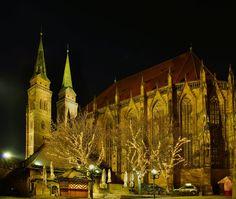 Nürnberg: Sebalduskirche  Germany