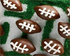 about Super Bowl Recipes on Pinterest | Football cake pops, Super ...