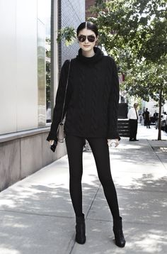 killer blackout. #SuiHe #offduty in NYC - Discover Sojasun Italian Facebook, Pinterest and Instagram Pages!