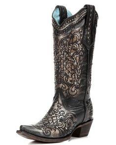 Du Cowboy Santiag Images Meilleures 123 Tableau Boot Wide Boots wngxOnBAW
