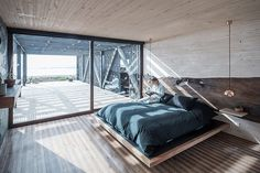 The Merello Halfpipe House by WMR Architects