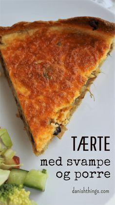 Lasagna, Danish, Quiche, Feta, Brunch, Toast, Vegetarian, Breakfast, Ethnic Recipes