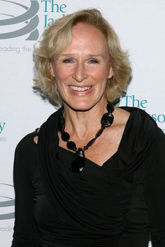 Actress Glenn Close attends the Jackson Laboratory national gala at the Pierre Hotel on September 18, 2008 in New York City.