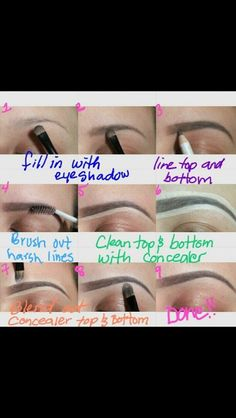 Eyebrow - for those who dont know-