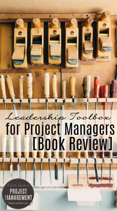 Book review of Leadership Toolbox for Project Managers