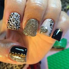 Best Nail Arts for Party 2015