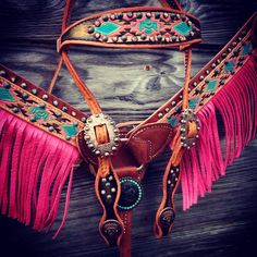 Turquoise,Aztec, and Hot Pink. Just my kind of crazy. Cowboy Junkie.