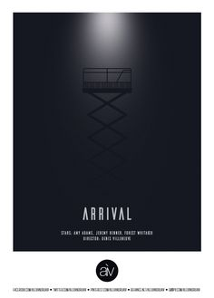 Arrival (2016) Movie Poster Art, Film Posters, Movie Teaser, Minimal Poster, True Art, Interstellar, Classic Films, Poster Making, Print Pictures