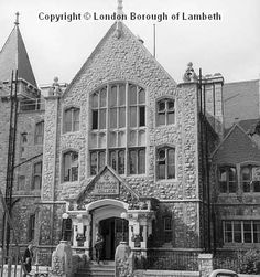 west norwood technical college chapel road photos - Google Search