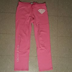 Gilly Hicks Low Rise Sweatpants Super soft low rise loose fit moderate wear Gilly Hicks Pants