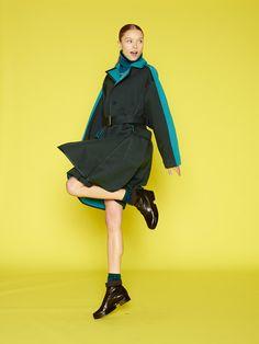 [No.8/31] ISSEY MIYAKE 2014年プレフォールコレクション | Fashionsnap.com