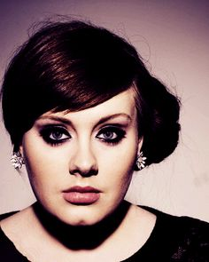 Adele #makeup