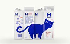 LinkedIn Behance, Milk Packaging, Beverage Packaging, Cosmetic Packaging, Product Packaging, Illustration Story, Illustrations, Photo Images, Images Photos