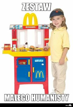 """Just Like Home McDonald's Drive-Thru with Play Food - Toys R Us - Toys """"R"""" Us maybe i show this when a girl ronald Toddler Christmas Gifts, Toddler Boy Gifts, Christmas Toys, Toddler Toys, Baby Toys, Christmas Gingerbread, Very Funny Memes, Funny Facts, Kids Play Spaces"""
