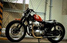 Kawasaki W650 custom bobber by AN-BU custom ...