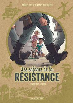 Les Enfants de la Résistance, des héros en culottes courtes - http://www.ligneclaire.info/dugomier-ers-26216.html