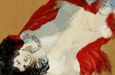 """Little Red Riding Hood"" Harper Collins 2011 by exceptional illustrator Daniel Egnéus"