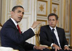 """French Leader Sarkozy Slams Obama, Warns He Might Be Insane. Sarkozy was """"appalled"""" at Obama's """"vision"""" of what the World should be under his """"guidance"""" and """"amazed"""" at the American President's unwillingness to listen to either """"reason"""" or """"logic""""."""