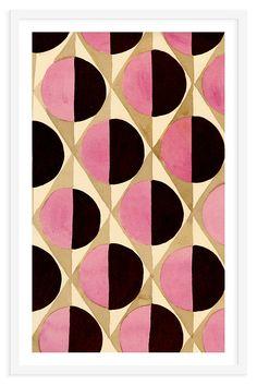 One Kings Lane - Eye to Design - Luli Sanchez, Pink and Black www.lab333.com https://www.facebook.com/pages/LAB-STYLE/585086788169863 http://www.labs333style.com www.lablikes.tumblr.com www.pinterest.com/labstyle