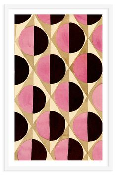 One Kings Lane - Eye to Design - Luli Sanchez, Pink and Black www.lab333.com https://www.facebook.com/pages/LAB-STYLE/585086788169863 http://www.labs333style.com www.lablikes.tumblr.com www.pinterest.com/labstyle