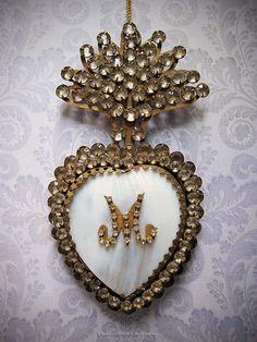 Simply gorgeous sacred heart.