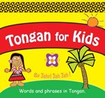 Tonga - Tongan for Kids Book