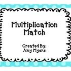 This is a fun game for students to play in a math center. It helps them identify the different strategies used to solve multiplication problems....