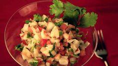 Culinary SOS: Shrimp ceviche from Sweet Butter in Sherman Oaks