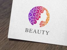 Beauty Logo by IKarGraphics on @creativemarket