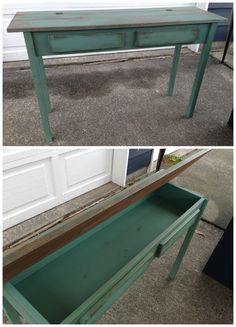 """""""Here is my first project ever, let alone with a Kreg Jig®. I got the plan from AnaWhite.com and the Kreg Jig® made it so easy to build. I have gotten many compliments on it, and have actually built and sold a few. I have also upgraded my Jig to the K5 and can't wait to receive it."""" -Theresa B."""