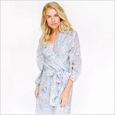 e3d57945d9 Kimono Style Robe. Knee Length. Briar and Veil.   LIMITED EDITION    Minimalist
